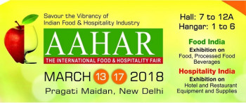 Abat at international trade show ААHAR-2018, New Delhi