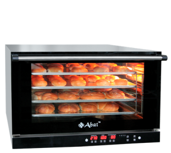 New product!!! Abat convection ovens with electronic and electromechanical control panels: