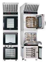 ABAT LATEST OFFER!!! All-in-one solution for small business: mini-combi steamer + convection oven + proofer