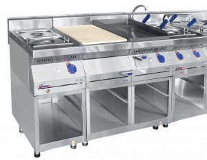 Electric Cooking Line 700 Series