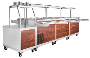 Mobile Self-Service Modular System