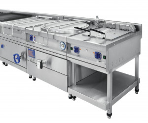 Gas Cooking Line 900 Series